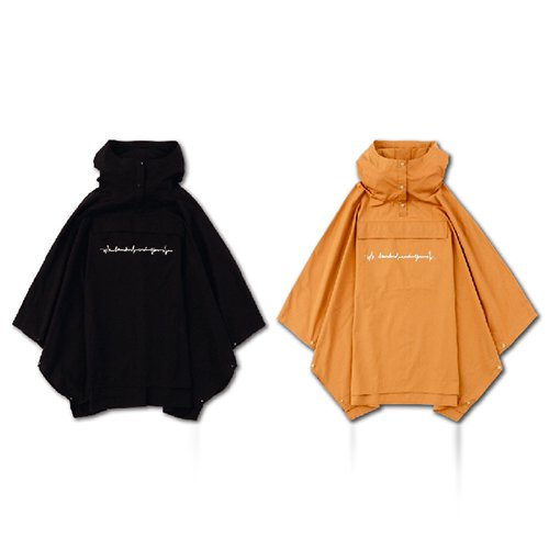 SAY!(セイ)      C/N WEATHER PONCHO