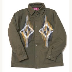[数量限定]EFFECTEN/エフェクテン   2017 limited item Ortega  grand jacket(khaki)