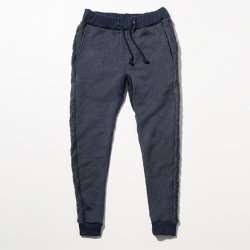 SEVESKIG/セブシグ     もちはだ×SEVESKIG QUILTING SWEAT PANTS