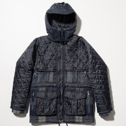 [予約商品]SEVESKIG/セブシグ     NEEDLE PUNCH HUNTING JACKET