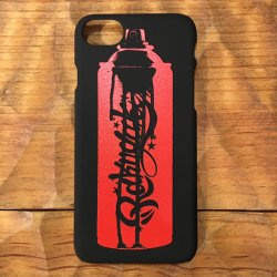 RAKUGAKI  RAKUGAKI SPRAY CAN Logo Hard iPhone Case  For iPhone 7