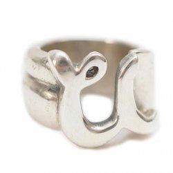 [予約商品]EFFECTEN/エフェクテン   'u'pinky ring