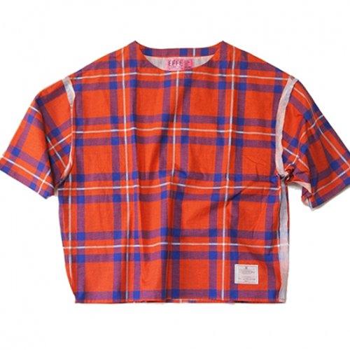 EFFECTEN/エフェクテン    Elliot tartan pullover shirt