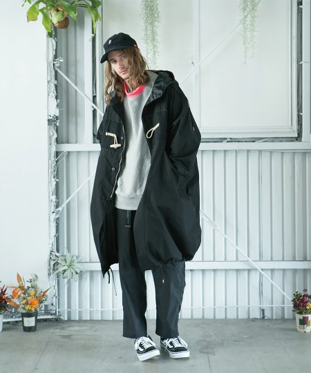 SAY!(セイ)  DUFFLE MODS COAT