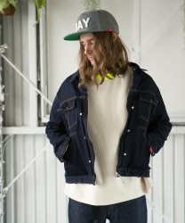 SAY(セイ)    MERINO WOOL DENIM JKT