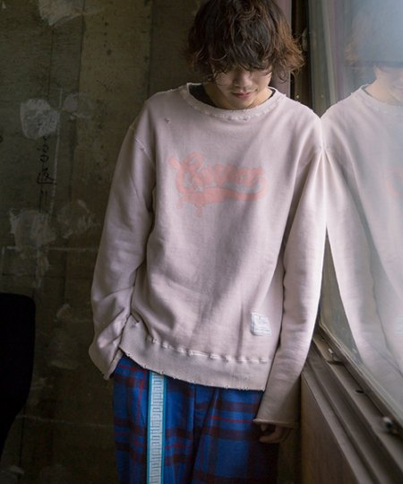 EFFECTEN/エフェクテン    damage sweat 'carpet'