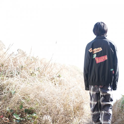 "[予約商品]EFFECTEN(エフェクテン) ""ANY STREET ANY WHERE""DREIZLER JACKET"