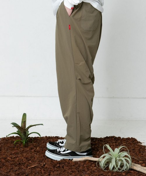 [予約商品]SAY!(セイ) NYLON GARMENT SLEEPING PANTS