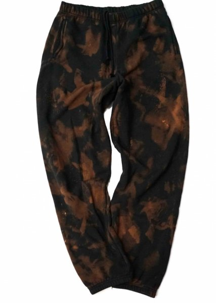 EFFECTEN(エフェクテン) bleach sweat pants
