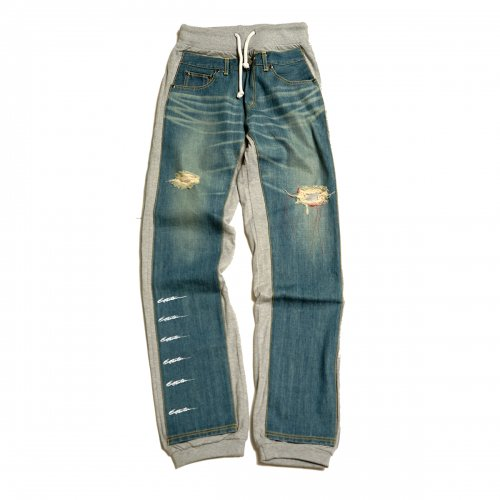 EFFECTEN(エフェクテン)  One&Only DIVIDE DENIM 「TYPE3」