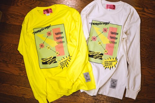 utility × TEARS OF SWAN collaboration L/S