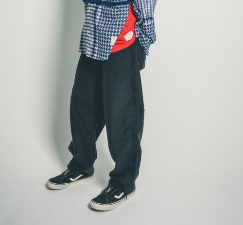 EFFECTEN(エフェクテン)cutting off slacks