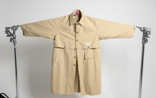 EFFECTEN(エフェクテン)layered Trench Coat