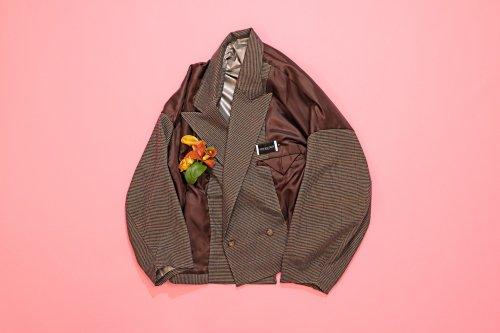 elephant TRIBAL fabrics (エレファントトライバルファブリックス ) / Inside out JKT
