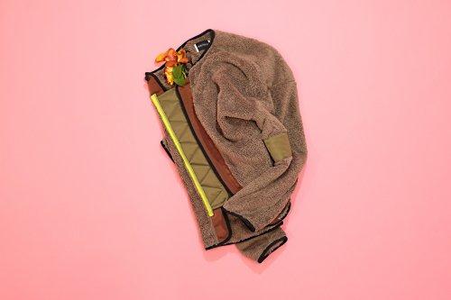 elephant TRIBAL fabrics (エレファントトライバルファブリックス ) / Big liner blouson