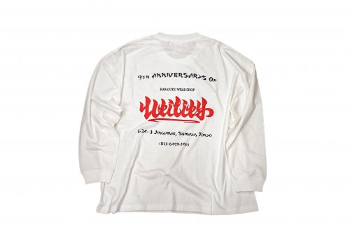 EFFECTEN(エフェクテン)  utility 9th anniversary Ltd L/S (utility)