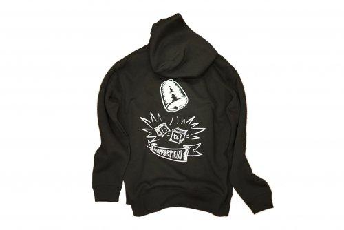 u 7th  anniversary hoodie