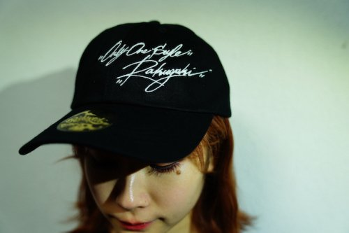 "RAKUGAKI(ラクガキ) / 2020 ""Only One Style"" Dad Cap"