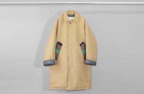 elephant TRIBAL fabrics (エレファントトライバルファブリックス ) / 8XL Soutien Collar Coat