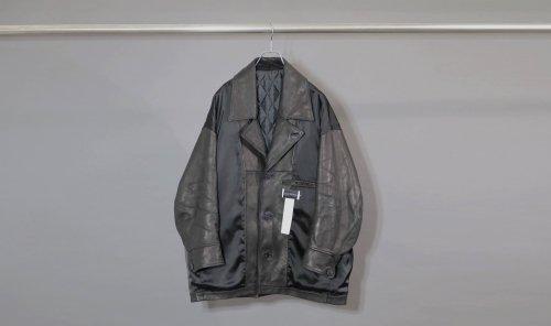 elephant TRIBAL fabrics (エレファントトライバルファブリックス ) / Inside Out Car Coat