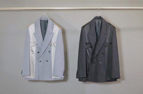 【予約商品】elephant TRIBAL fabrics (エレファントトライバルファブリックス ) / Inside Out Tailored JKT