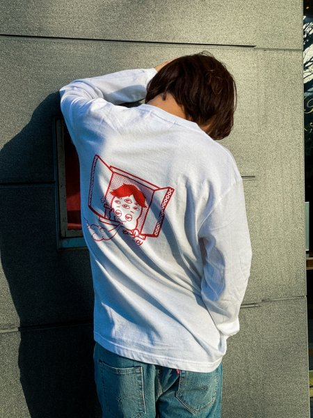 EFFECTEN(エフェクテン)  'STAY HOME' GOVERMENT L/S