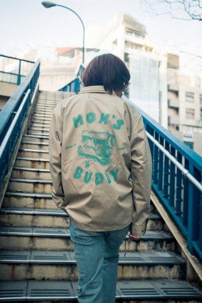 EFFECTEN(エフェクテン)  MoM's BUDDY Coach jacket