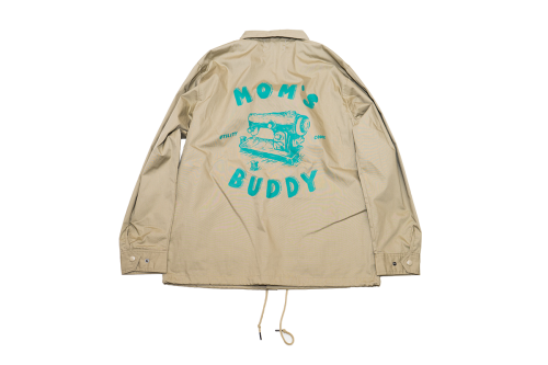 EFFECTEN(エフェクテン)  MoM's BUDDY Coach jacket