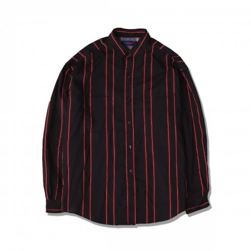 ADANS(アダンス) NEON STRIPE SHIRTS