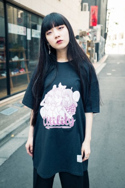 [予約商品] EFFECTEN(エフェクテン)  utility × 並河 泰平 collaboration s/s 「GIRL U」
