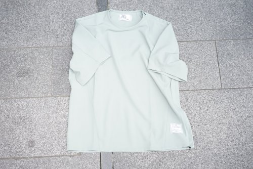U-BY EFFECTEN(ユーバイエフェクテン) s/s pullover shirts