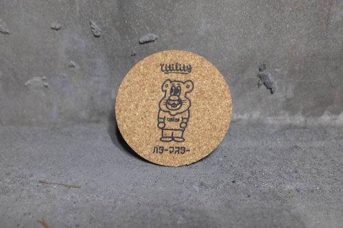 EFFECTEN(エフェクテン)×バターマスター  coaster