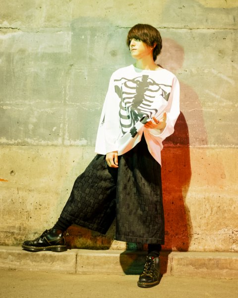 U-BY EFFECTEN(ユーバイエフェクテン) over the square gaucho pants