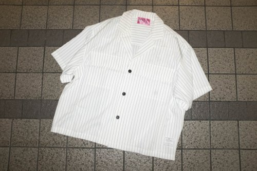 [spot item]EFFECTEN(エフェクテン) 『tailored summer shirt』