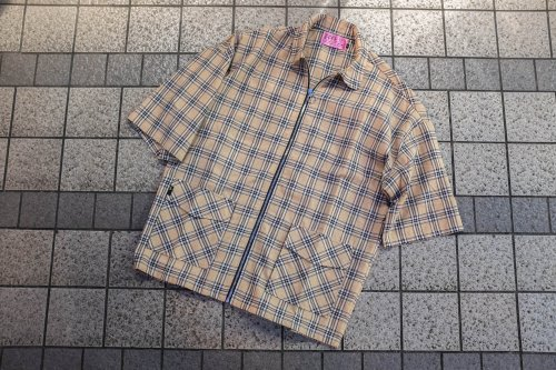 [spot item]EFFECTEN(エフェクテン) 『Drizzler zip big  shirt』