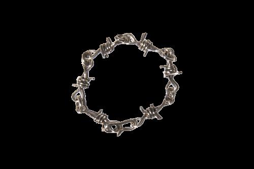 [予約商品]EFFECTEN(エフェクテン) Barbed wire bracelet