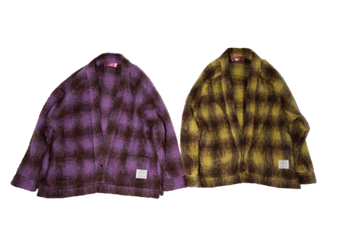 EFFECTEN(エフェクテン) affectionate knit cardigan