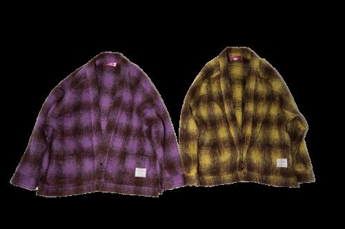 EFFECTEN(エフェクテン) affectionate knit cardigan