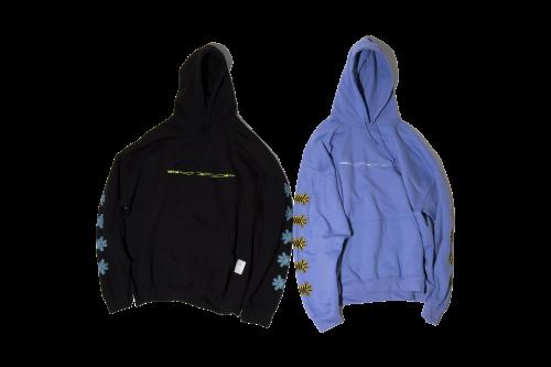 EFFECTEN(エフェクテン)tightrope hoodie