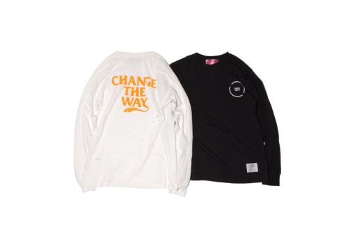 EFFECTEN(エフェクテン)CHANGE THE WAY L/S