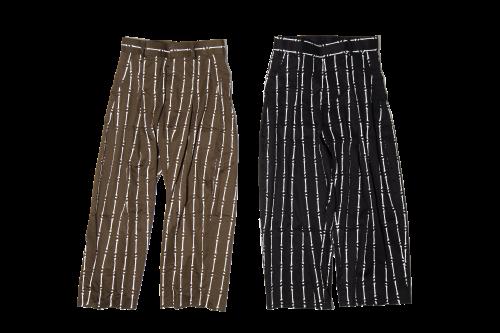 EFFECTEN(エフェクテン)effervescent wide pants