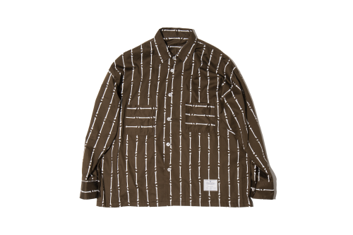 EFFECTEN(エフェクテン)effervescent  work shirts