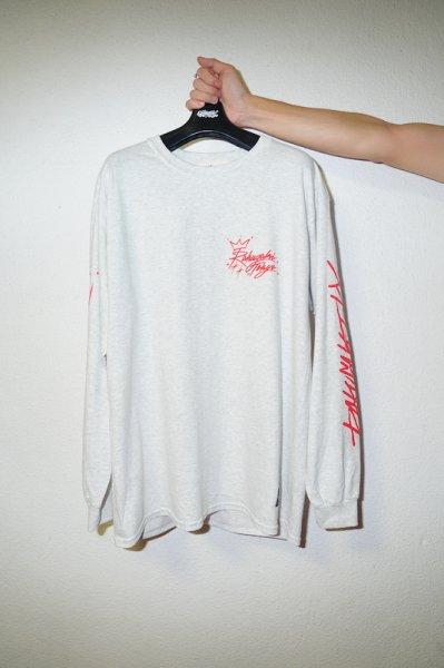 """[予約商品] RAKUGAKI(ラクガキ) / """"BUNNY"""" Long Sleeve T-Shirts"""