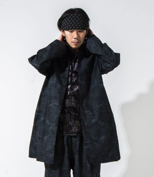 [予約商品] EFFECTEN(エフェクテン)   contrary shirts coat (U by. EFFECTEN)