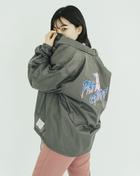 "EFFECTEN(エフェクテン) ""PLAN B"" Boa Coach jacket"