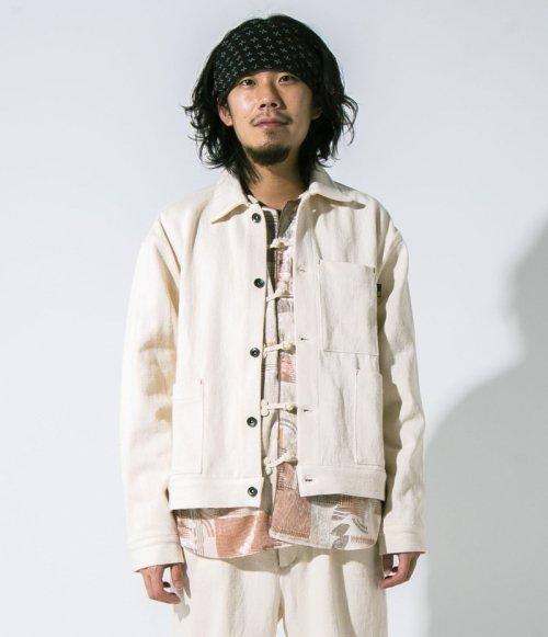 [予約商品] EFFECTEN(エフェクテン) cusp coverall jacket