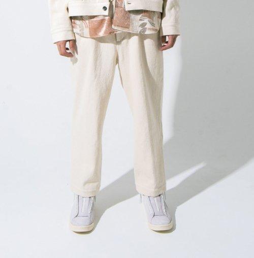 [予約商品] EFFECTEN(エフェクテン) cusp wide pants