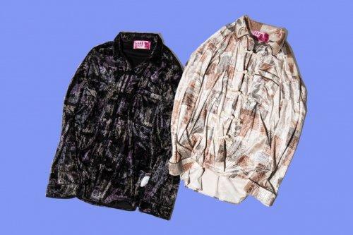 [予約商品] EFFECTEN(エフェクテン)  aim china shirts