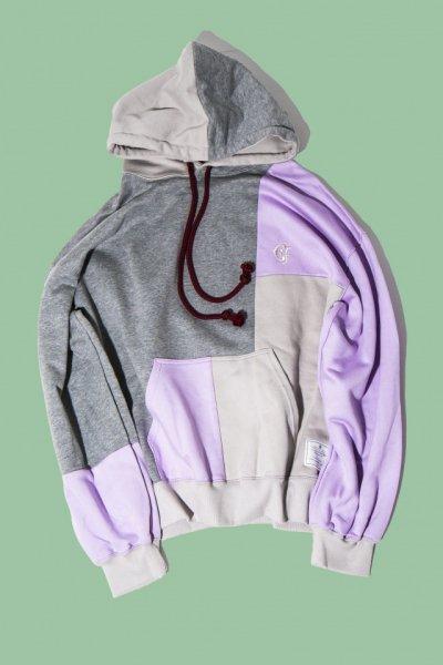 [予約商品] EFFECTEN(エフェクテン)  option crazy pattern hoodie