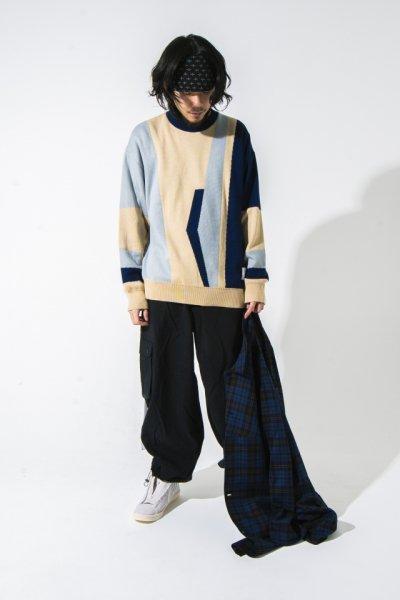 [予約商品] EFFECTEN(エフェクテン) instead cargo pants